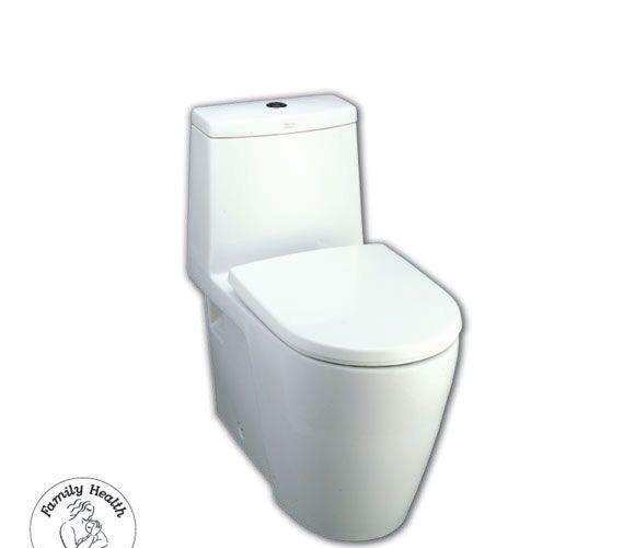 美标连体座厕阿卡西亚系列节水型加长CP-2068CP-2068