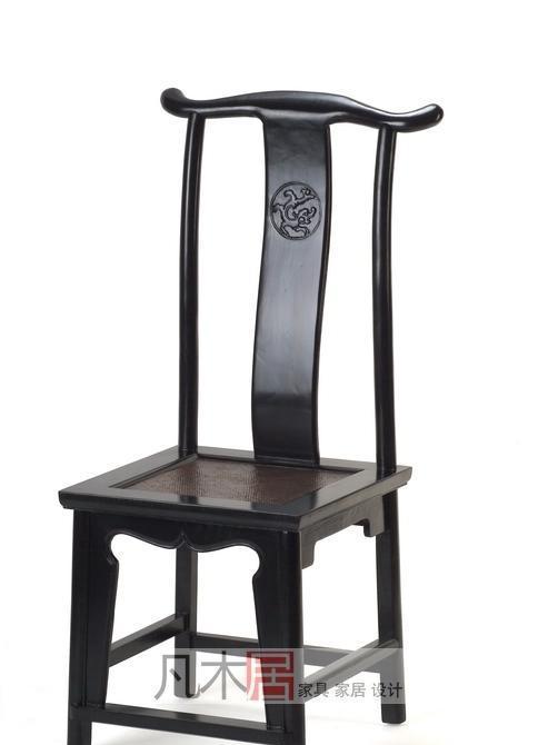 凡木居现代中式系列A2003灯挂椅CT11A2003