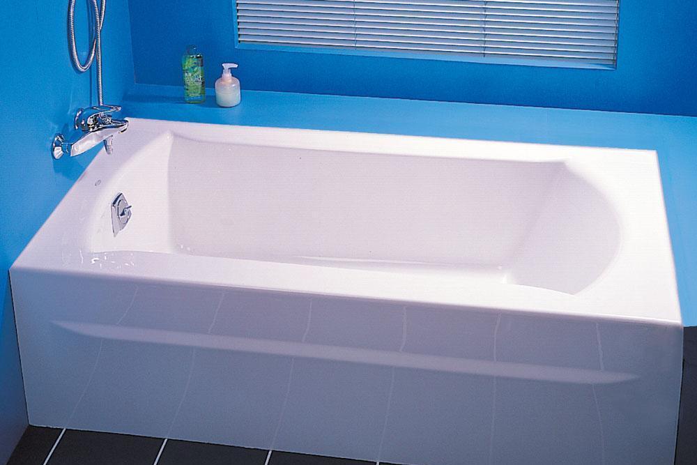 科勒-伊普莱 连体裙边压克力浴缸K-8770K-8770