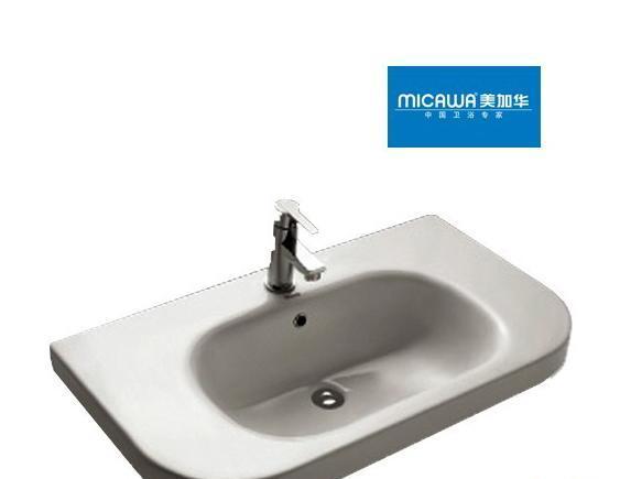 美加华M-4836艺术盆(方形设计)M-4836