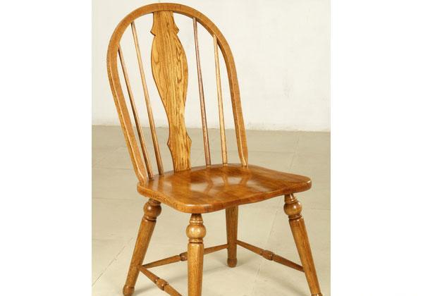 考拉乐橡树森林系列05-200-2-950SS盾形餐椅(无05-200-2-950SS
