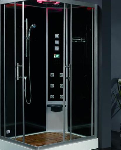 益高DZ954F8蒸气淋浴房(右裙)DZ954F8