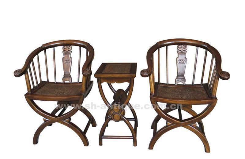 钧禾交叉椅C0133C0133
