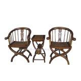 钧禾交叉椅C0133