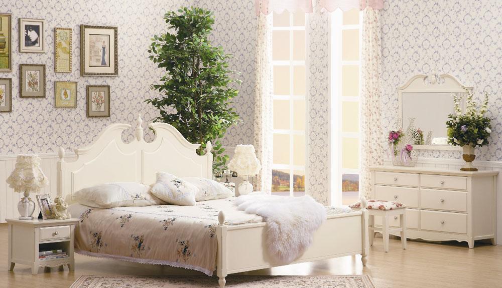 木槿之恋H820床头柜H820