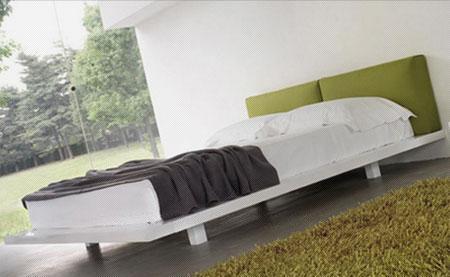 北山家居卧室家具双人床2BB410C32-12BB410C32-1