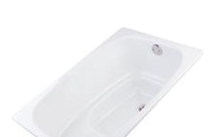 美标1.1米亚克力坐泡式浴缸CT-6108