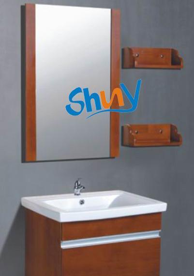 顺一J9029实木浴室柜