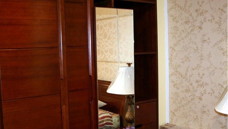 华鹤卧室家具HT82双移门衣柜