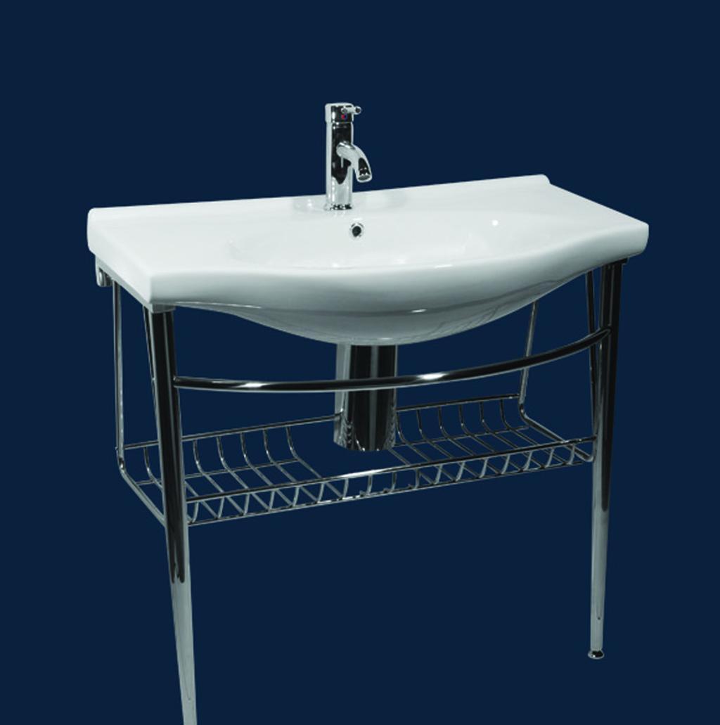 马丁卫浴MT-861不锈钢支架盆MT-861