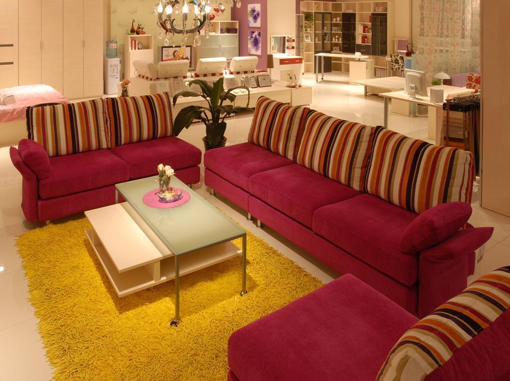 斯普丽家具大沙发