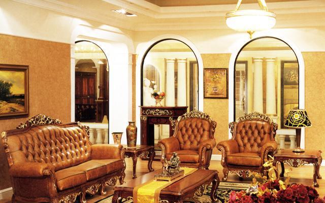威格斯尔BD02439G067沙发<br />