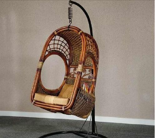 翡翠藤器吊椅1件套索菲亚索菲亚