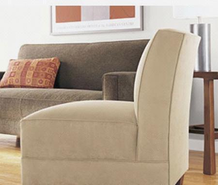 北山家居客厅家具单人沙发1SA814AD1SA814AD