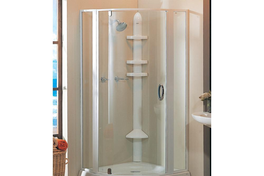 Valencia 瓦伦西亚 圆弧型开门淋浴房K-17220T/K-17235T
