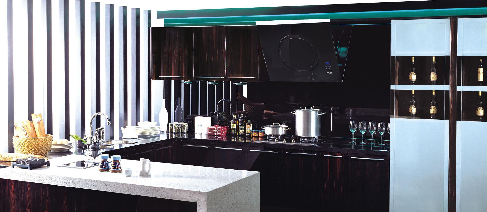 蓝谷智能厨房别墅至尊系列LS-5001 G型开放式LDKLS-5001 G型
