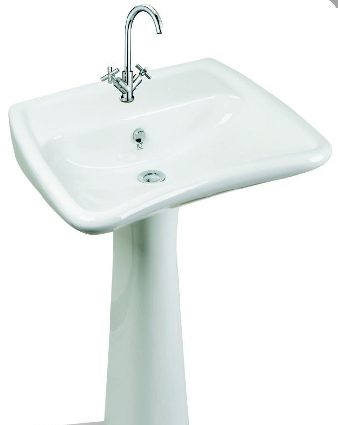 乐伊柱盆爱琴海系列Pedestal BasinL108PL108P