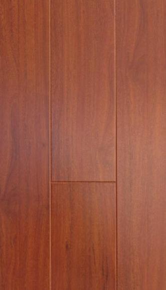 光益亮光模压系列YL2004红木强化地板