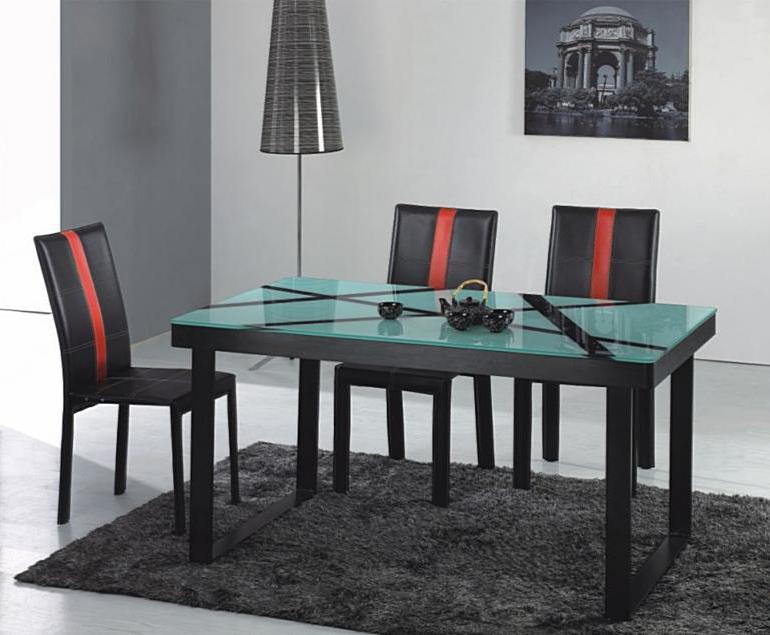 朗臣时尚系列TBD-B010-A53餐桌