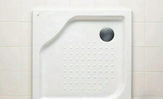 乐家卫浴黛奇正方型淋浴盆276025..0276025..0