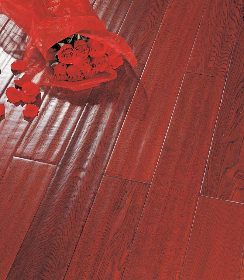 北美枫情实木复合地板王后居室系列-玫瑰庄园玫瑰庄园