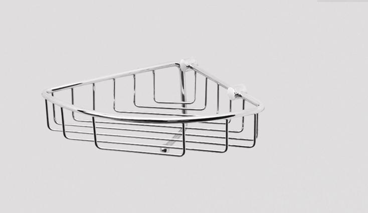 伊翎铬色直角扇型网篮EL-1009001CCEL-1009001CC