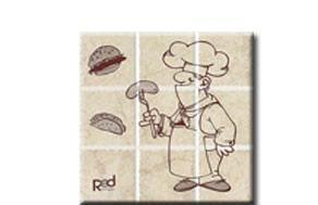 红蜘蛛瓷砖复古砖系列RW36013T1-1墙砖(花片)RW36013T1-1