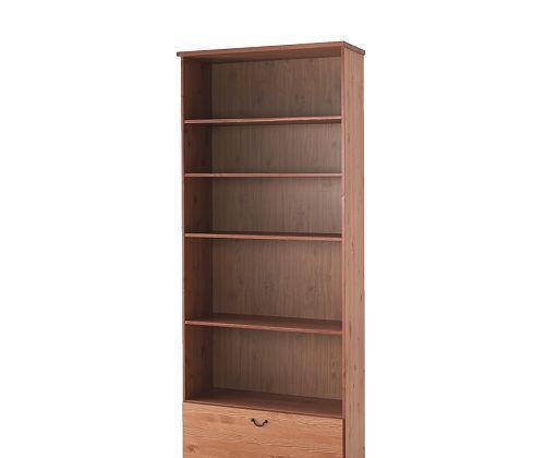 宜家书柜(带抽屉)艾尔弗(仿古色)艾尔弗(仿古色)