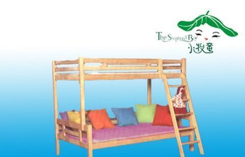小牧童双层床TS-025