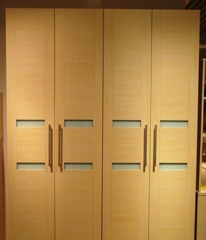 五木板式家具系列-双门衣柜(平开)WD-16WD-16