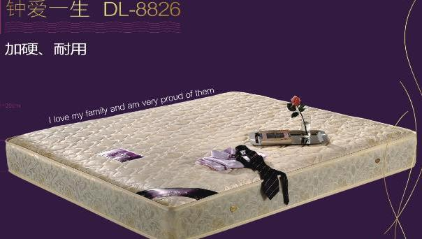 蜜月岛钟爱一生DL8826床垫