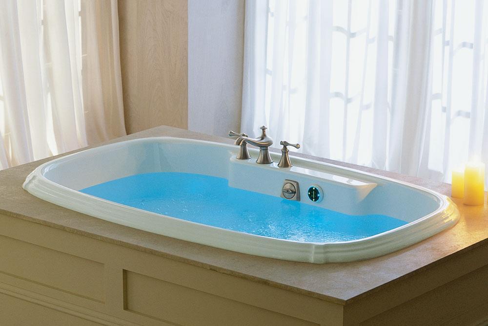 科勒-体验型泡泡浴缸-珀特勒K-1457T-GK-1457T-G