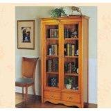 大风范家具洛可可书房系列RC-552两门书柜