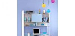 欧亚达欢乐时空-电脑桌主台及书架-85068506