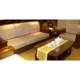 谷氏实木家具G-5客厅豪华木沙发