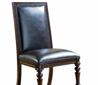 FFDM美国精制家具真皮餐椅720-824720-824