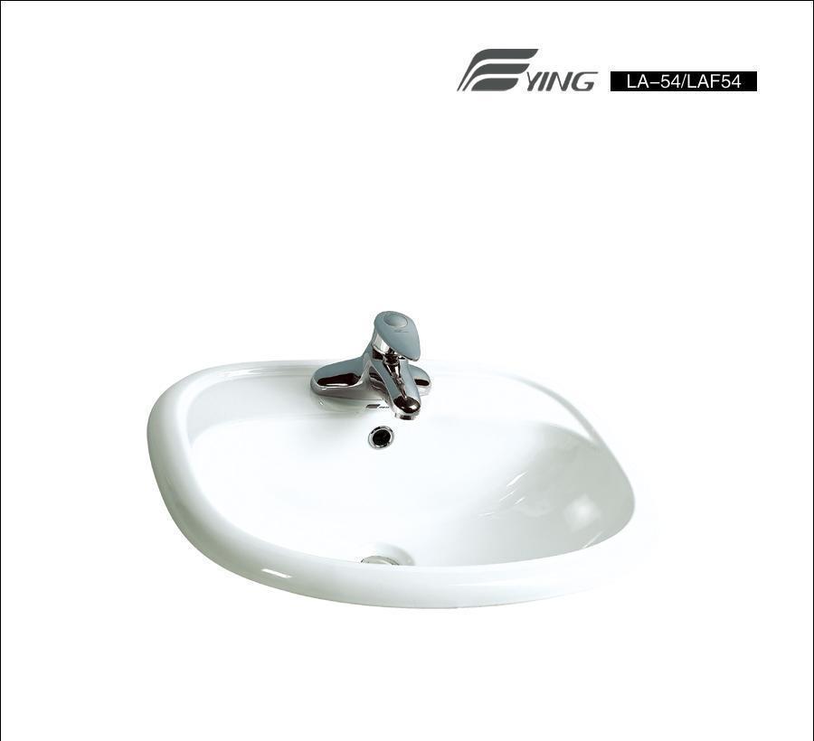 鹰卫浴单孔面盆 LAF5430LAF5430