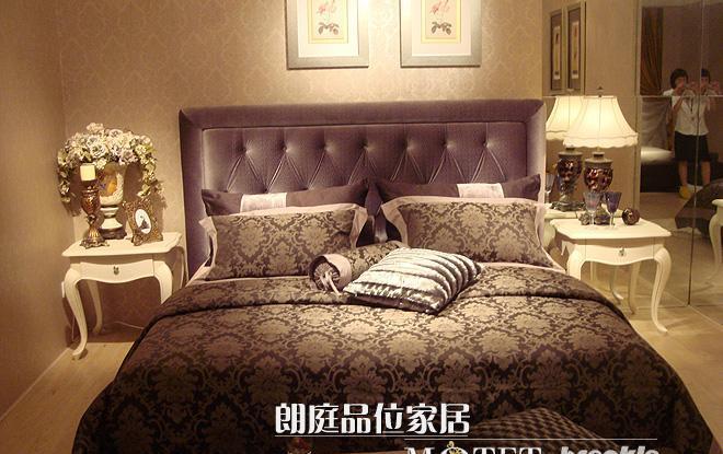 梦甜甜MB802林顿床