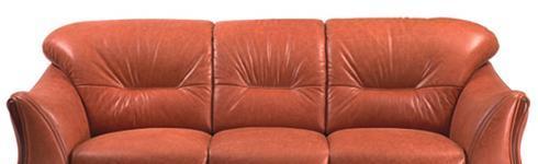 联邦家私2723 三人沙发(1595全皮)2723