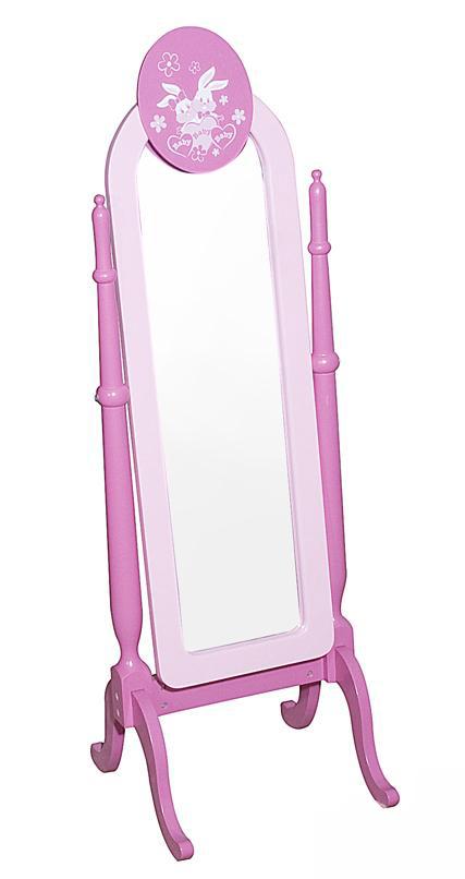 图图佳佳图图宝宝系列RJU00477小兔镜子(粉色)