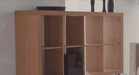 北山家居书房家具书柜2AA045A102AA045A10