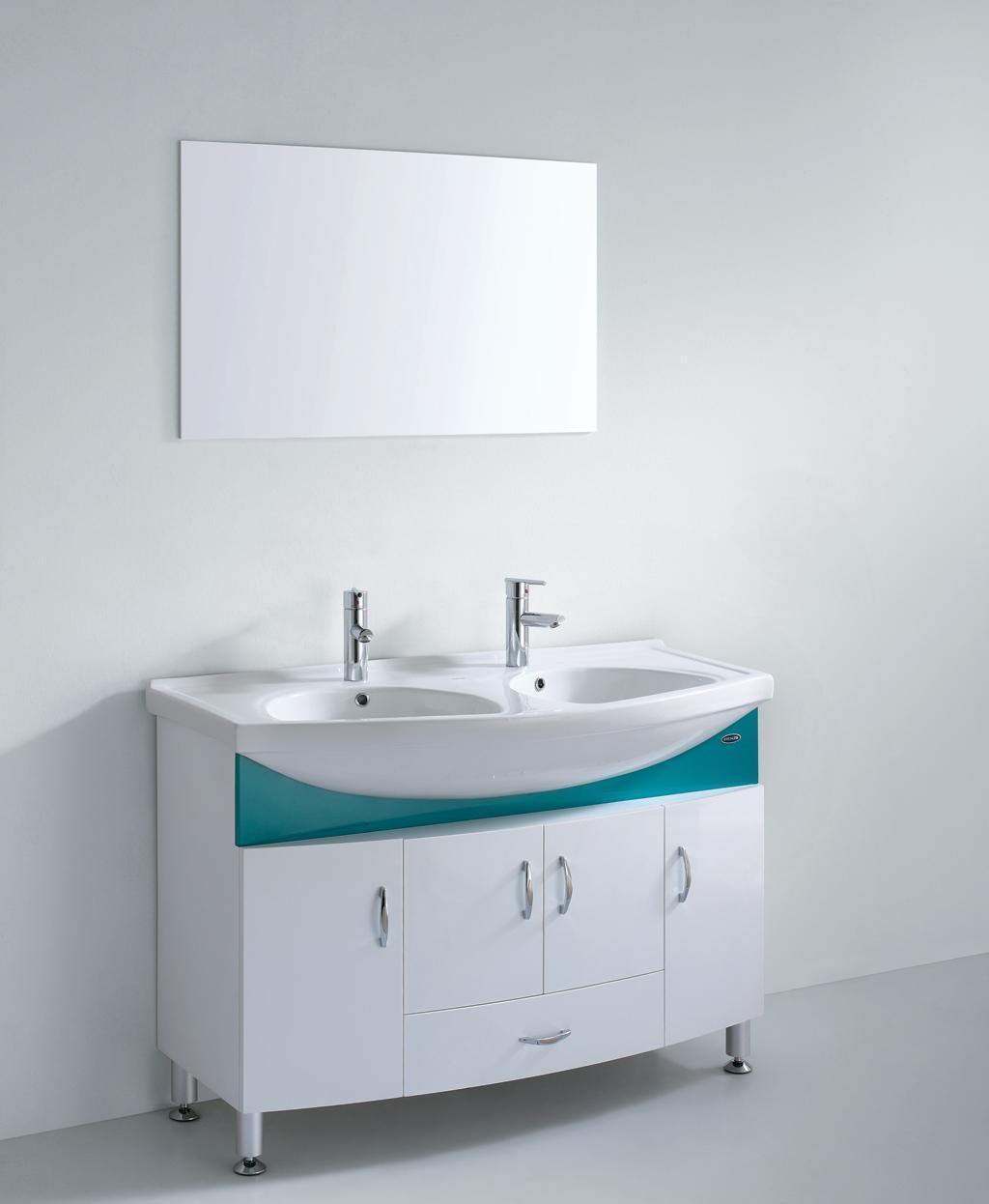 法恩莎PVC浴室柜FPG3670(主柜)FPG3670