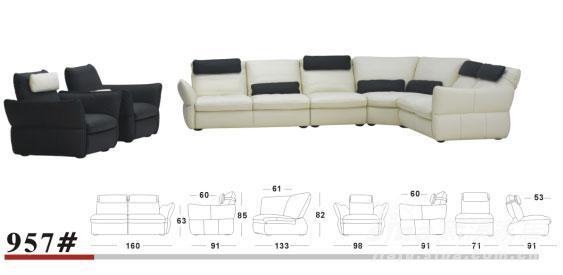 顾家工艺沙发