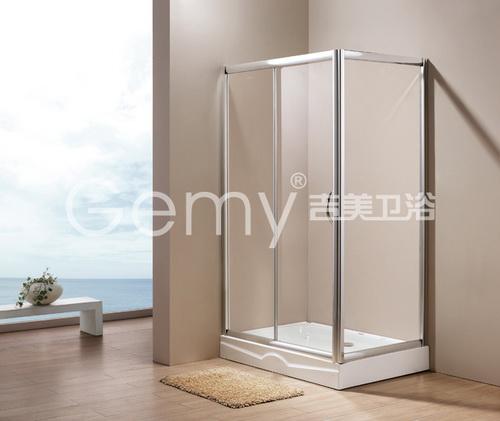 长方形淋浴房