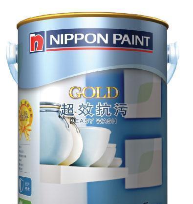立邦金牌超效抗污内墙乳胶漆