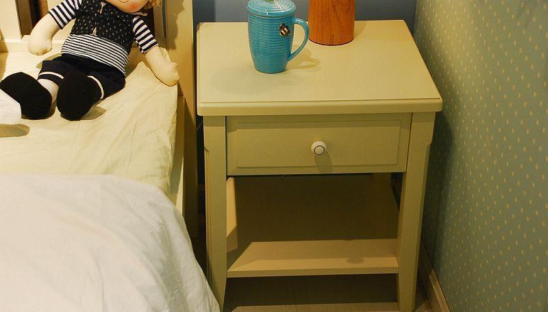 我爱我家儿童家具床头柜FB12FB12