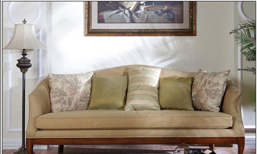 梵思豪宅客厅家具FH5132SF3P沙发FH5132SF3P