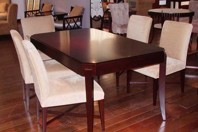 赛恩世家ST95长餐桌ST95