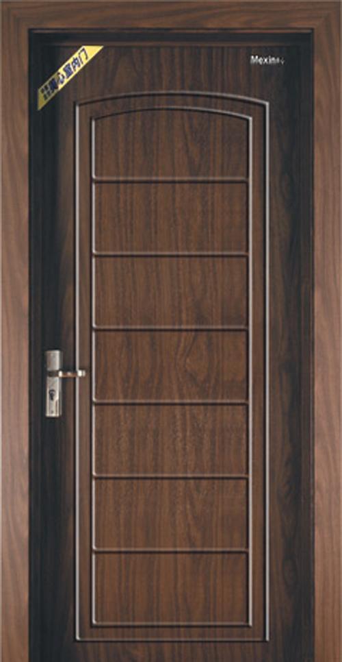 美心钢木复合门 MX1S2101