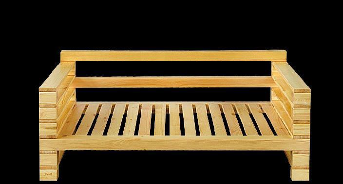 贵人缘K02-3松木沙发K02-3